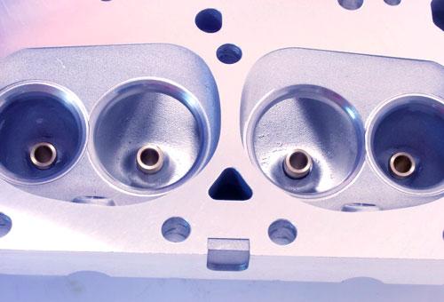 Stealth Aluminum Cylinder Head Complete Single Head
